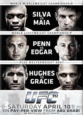 UFC 112 Live Stream Online Free