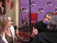 """""""Radio libre"""" avec Ali Baddou le 20 février 2010"""