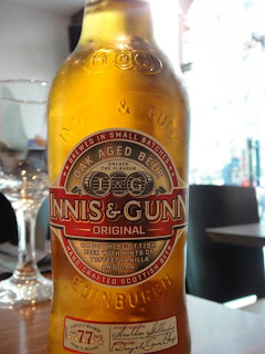innis & gunn, scottish beer