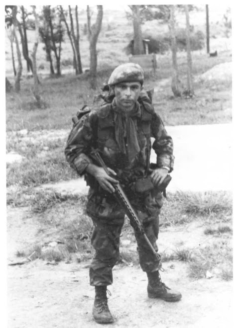 US Army Airborne Ranger, Viet Nam Central Highlands, 1970