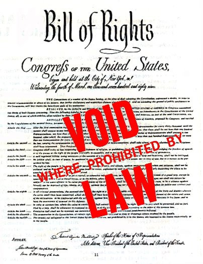 Bill of Rights Under Obama