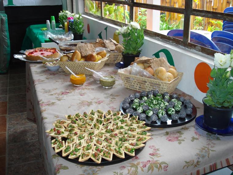 Mais fotos do Encontro da Culinária com a Literatura