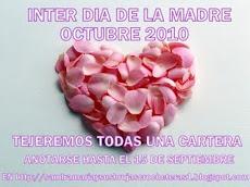 Inter dia de la madre, organiza Sandra Maria en su blog
