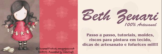 Beth Zenari 100% Artesanal