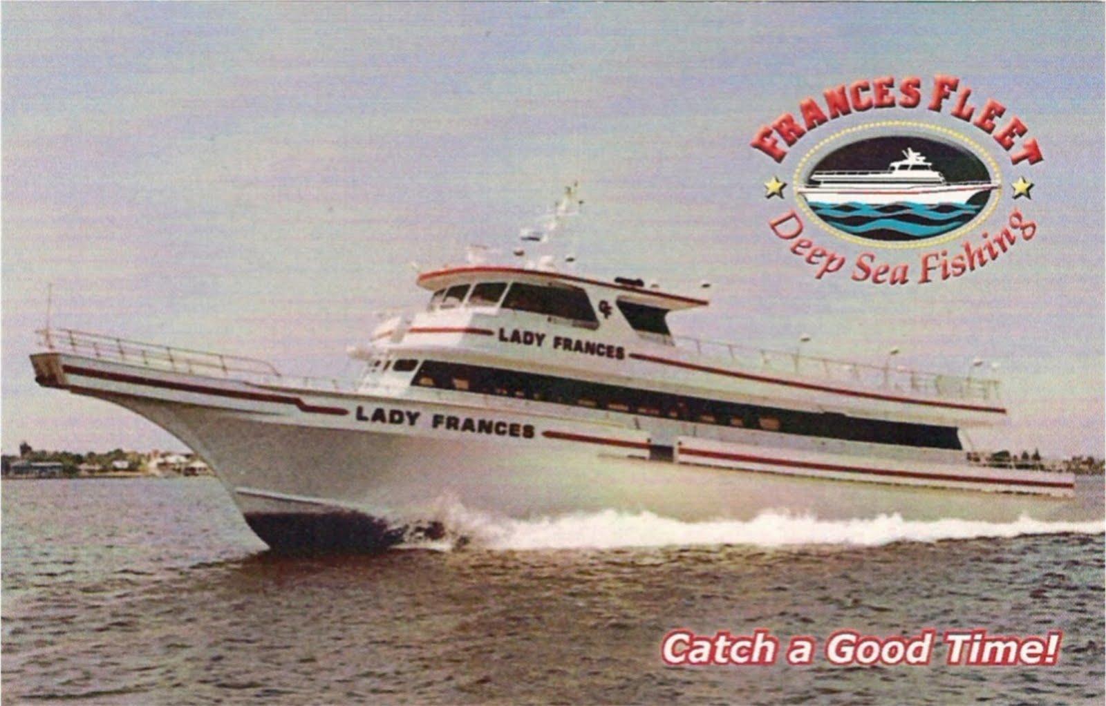 My postcard collection rhode island one random for Frances fleet fishing