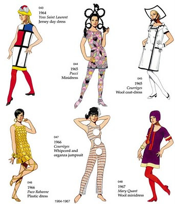 What was the African American fashion in the 1960s? - Yahoo! Answers