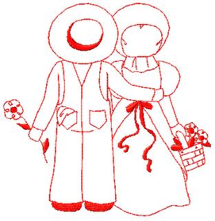 Riscos fofos e românticos