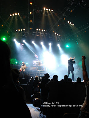 Def Leppard - Songs From the Sparkle Lounge tour - 2008