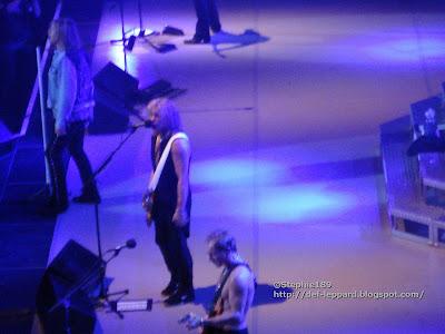 Phil Collen, Rick Savage, and Joe Elliott - Def Leppard - 2008