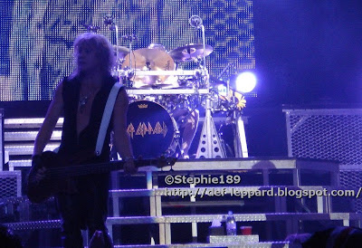 Rick Savage and Rick Allen - Def Leppard - 2008