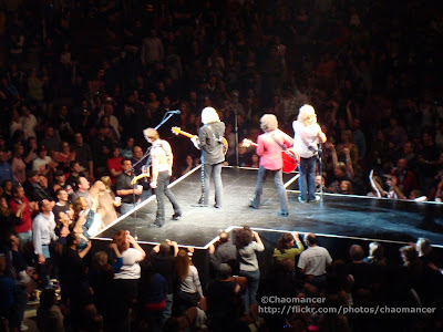 Phil Collen, Joe Elliott, Vivian Campbell, & Rick Savage - Def Leppard - 2008