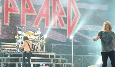Viv, Rick, and Joe - Def Leppard - 2008