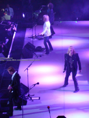 Phil Collen, Joe Elliott, Rick Savage, & Vivian Campbell - Def Leppard - 2008