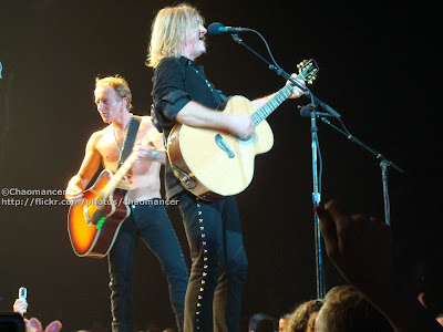 Joe Elliott and Phil Collen - 2008 - Def Leppard