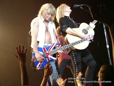 Sav (Viv) and Joe - 2008 - Def Leppard