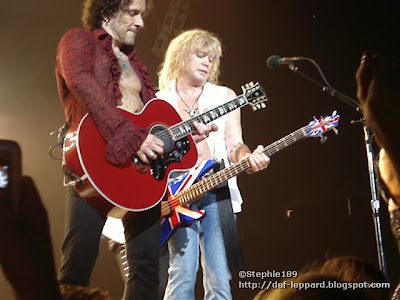 Viv and Sav - 2008 - Def Leppard