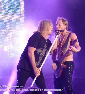 Joe and Phil - 2008 - Def Leppard