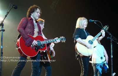 Vivian, Phil, Joe, and Sav - Def Leppard - 2008