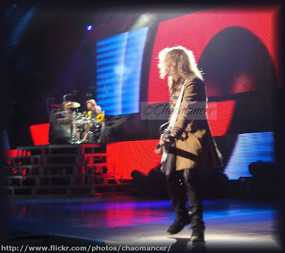 Rick Allen and Rick Savage - 2009 - Def Leppard