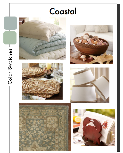 A Color Specialist in Charlotte: Design Board Shopping