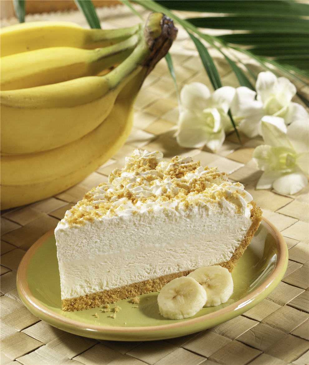 Color Specialist in Charlotte: Color Recipe for Banana Cream Pie