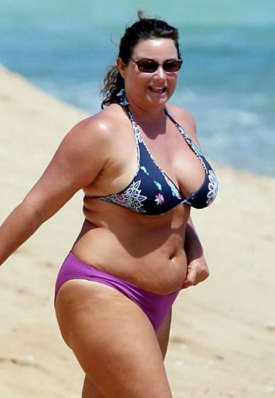 Keely Shaye Smith Fat Images & Pictures - BecuoYoung Kirstie Alley Skinny