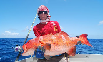 Solo vertical Jigging ... Rodrigues island - Parte 1