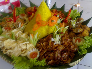 MAYANG : Catering - Saung Makan - Garden Cafe