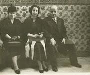 Com os seus pais
