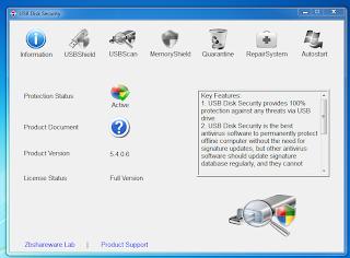 USB disc security free ইউজ করুন আজীবন।