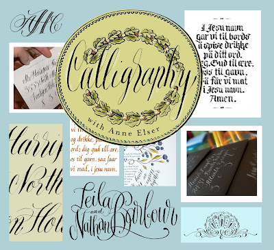 Anne Elser New Bookmaking And Calligraphy Classes