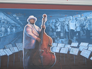 New Willie Dixon Mural by Robert Dafford