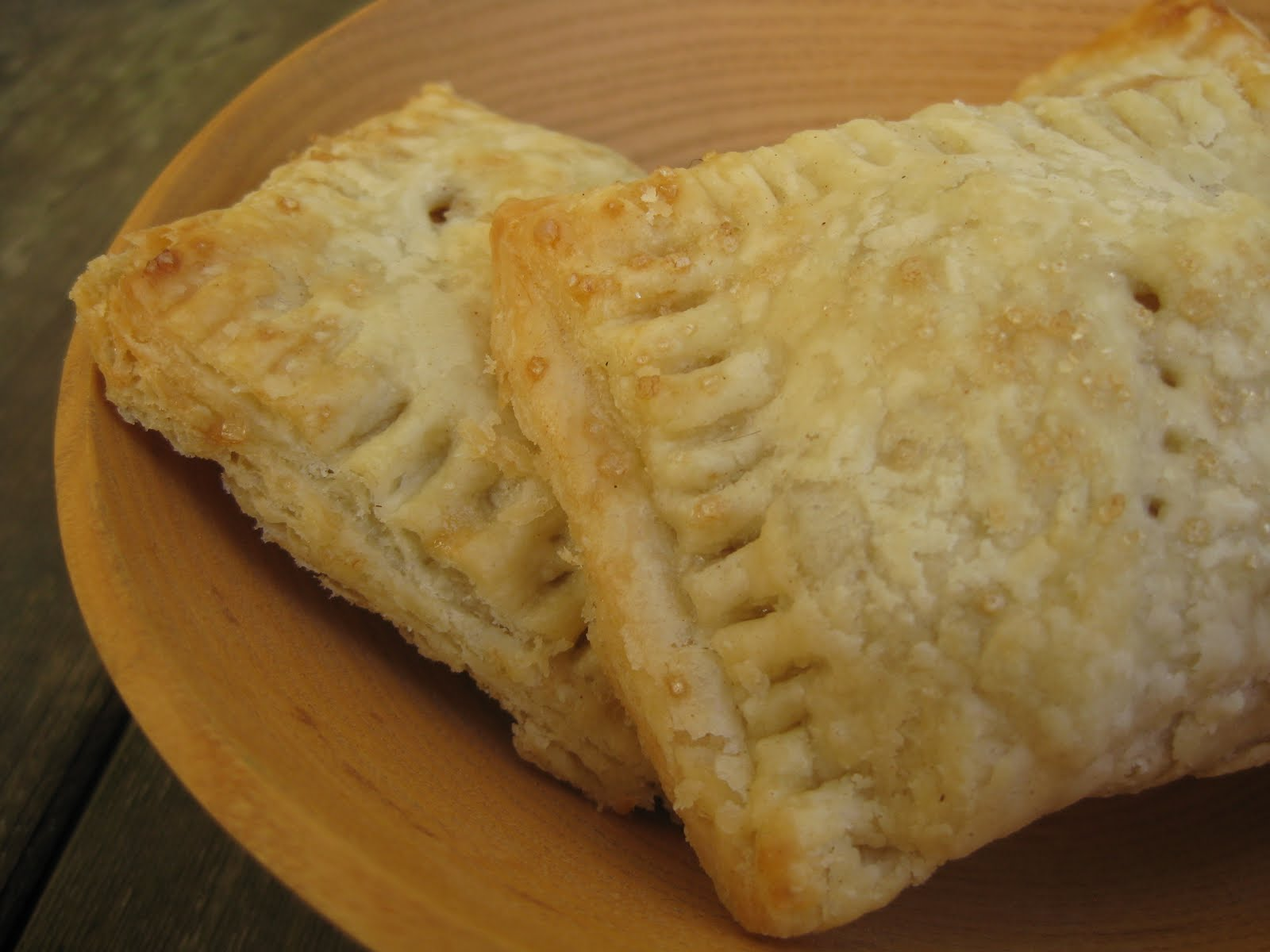 Apple turnovers are one of my favorite things to bake - rustic, fun ...