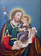 San Giuseppe con il Bambino