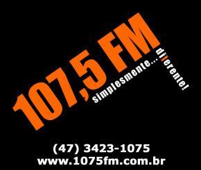 Ouça a rádio 107.5 fm