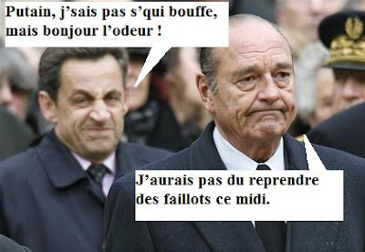 enterrement fille chirac