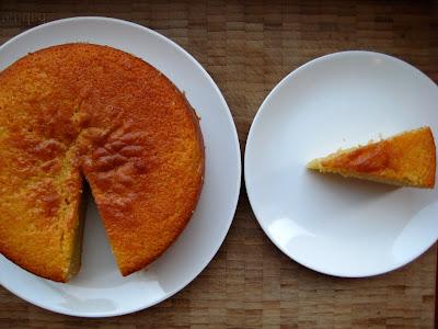 Sour Cream Lemon Cake Annabelle White