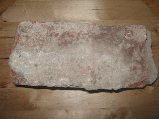 Brick from Cowell Smokestack