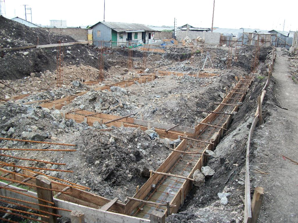 The Global Studio: SIDAREC's Foundation Formwork in Progress
