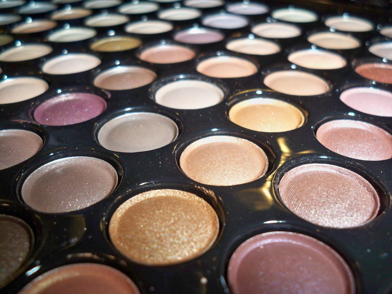 ... Natural Nude Warm Makeup Set High Pigment Make Up Palette BNIB | eBay