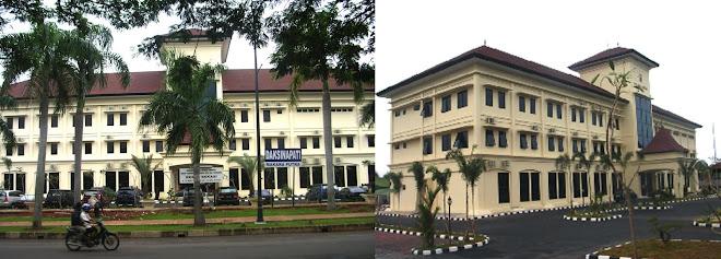 Proyek Pembangunan Mapolres Kabupaten Bekasi
