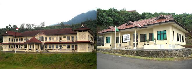 Proyek Pembangunan MAKO dan Poliklinik SPN Mandalawangi Polda Banten