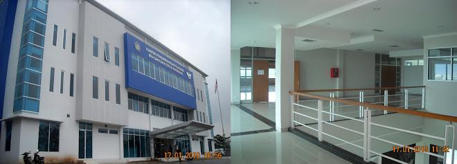 Proyek Pembangunan Gedung Kantor Pengawasan dan Pelayanan Bea dan Cukai Tipe A1 Tangerang