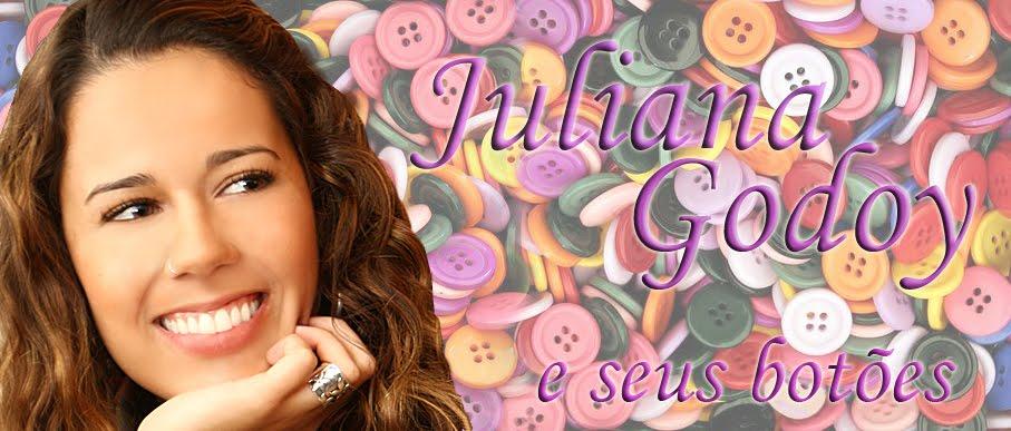 Juliana Godoy e seus botões