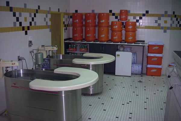 Vanderbilt Athletic Training Athletic Training Room S