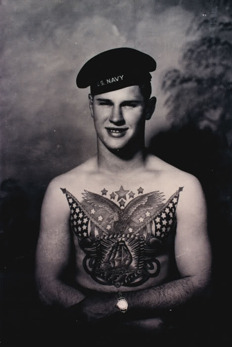 traditional sailor tattoos. The history of tattooing
