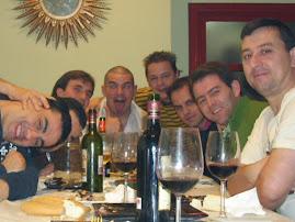 CENA NAVIDAD 2007