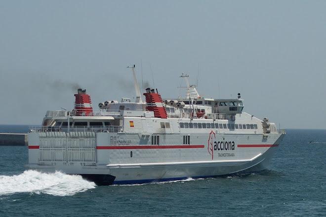 Barcelona Ferries - 2006