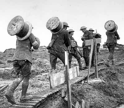trenches in world war 1. world war