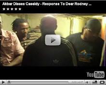 Akbar - Cassidy Diss